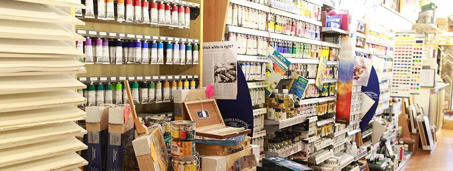 Situated near the town centre of historic Hitchin, our Premier Art Centre boasts an unrivalled range of Art and Craft materials.