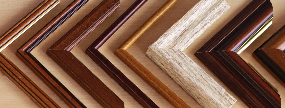 art and craft supplies offer bespoke framing services for all your needs